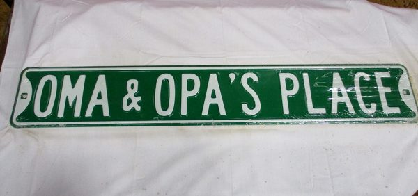 Oma & Opa's Place