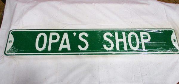 Opa's Shop