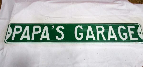 Papa's Garage