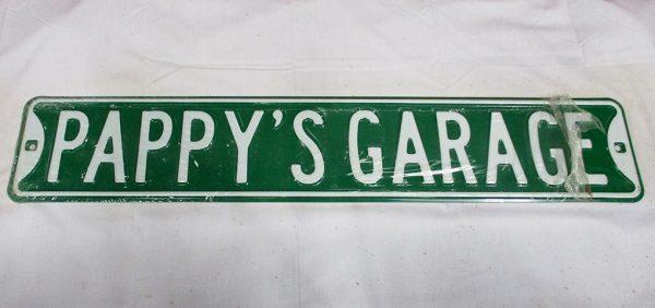 Pappy's Garage