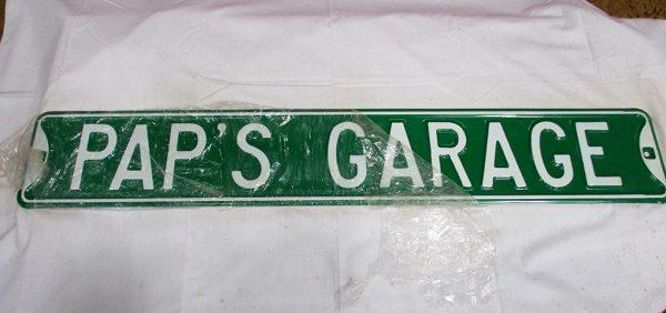 Pap's Garage