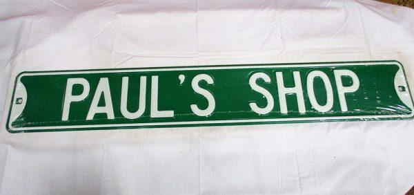 Paul's Shop