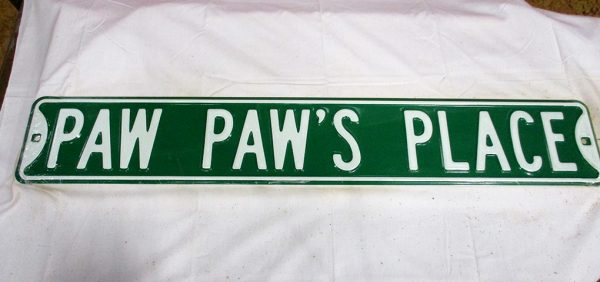Paw Paw's Place