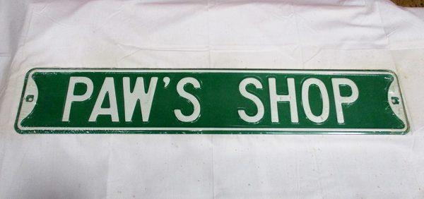 Paw's Shop