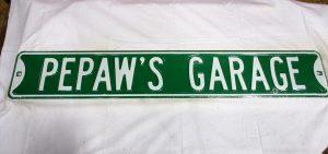 Pepaw's Garage
