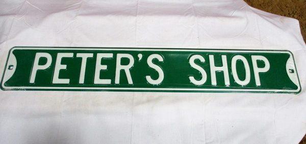 Peter's Shop