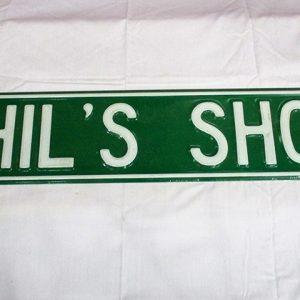 Phil's Shop