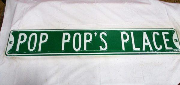 Pop Pop's Place