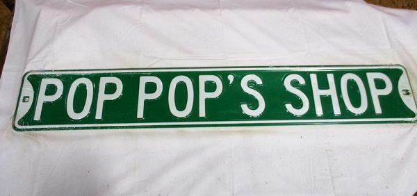 Pop Pop's Shop