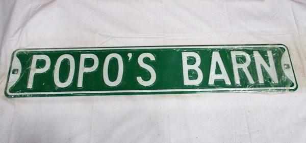 Popo's Barn