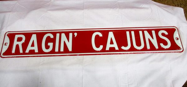 Ragin' CaJuns
