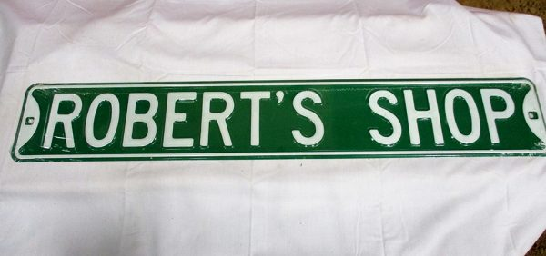 Robert's Shop