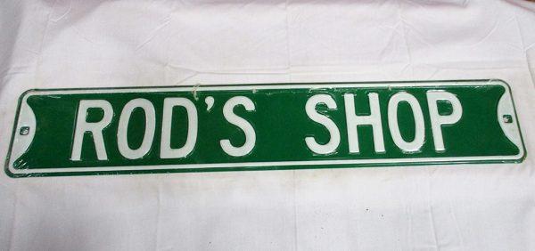 Rod's Shop