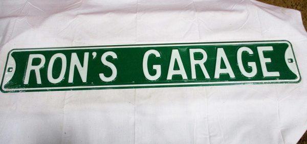 Ron's Garage