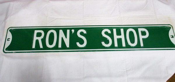 Ron's Shop