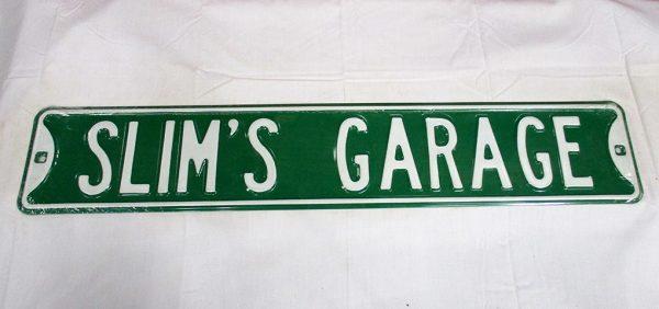Slim's Garage