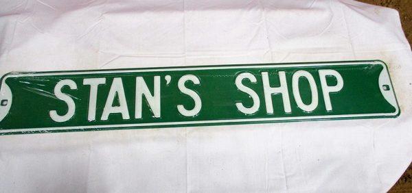 Stan's Shop