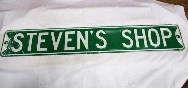 Steven's Shop