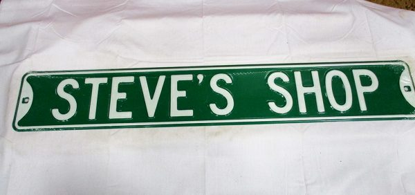 Steve's Shop