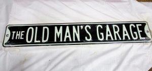 The Old Man's Garage
