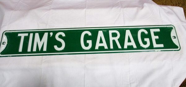 Tim's Garage