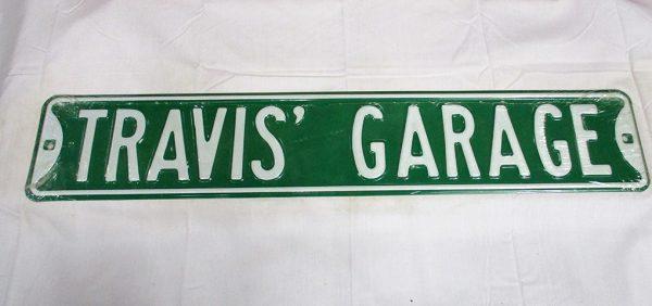 Travis' Garage