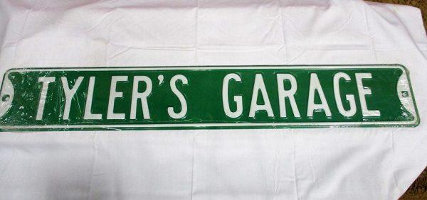 Tyler's Garage