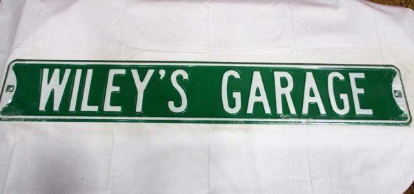 Wiley's Garage