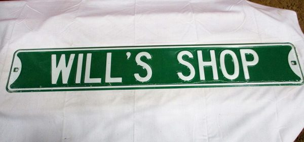 Will's Shop