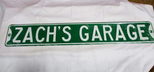 Zach's Garage