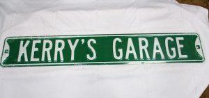 kerry's garage