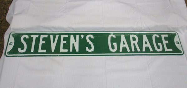 Steven's Garage